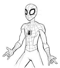 Free Spiderman Drawing Easy Download Free Clip Art Free Clip Art