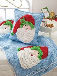 Crochet Pillow Patterns Cool Christmas Pillows Free Crochet Patterns Inspiration And Of