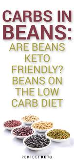 Carbs Beans Chart Carbs In Beans Which Beans Are Keto Friendly How Much Is
