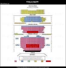 02 Academy Brixton Seating Chart Novello Theatre Seating Plan And Prices Aldwych Theatre