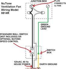 vent fan wiring simple wiring diagram guide to installing bathroom vent fans radiator fan wiring bath vent fan wiring connections