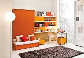 View in gallery Modern hideaway bed system