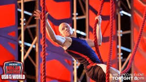 kevin bull american ninja warrior with hair. american ninja warrior recap - usa vs the world: special episode kevin bull with hair c
