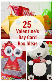 How To Decorate A Valentine Box Valentine Card Box Ideas Valentine's Day Info 78