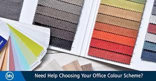 office colour scheme. Choosing Your Office Colour Scheme N
