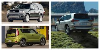 these are the 8 most reliable used suvs