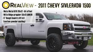 RealView - Lifted 2011 Chevy Silverado 1500 w/ 20
