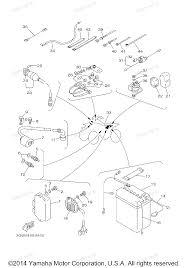 2001 yamaha warrior 350 wiring diagram