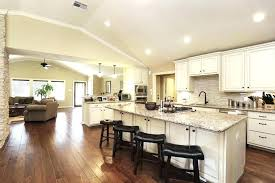 recessed lighting on sloped ceiling kitchen with vaulted ceiling recessed lighting vaulted ceiling kitchen kitchen vaulted