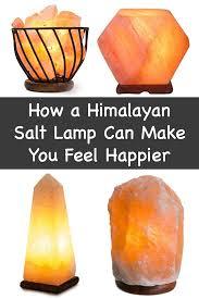 What Does A Himalayan Salt Lamp Do Impressive How A Himalayan Salt Lamp Can Make You Feel Happier