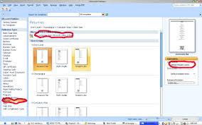 Create You Cv In Few Seconds Using Microsoft Publisher 2007 In Few