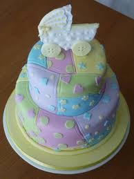 Baby Shower Patchwork Quilt Cake - CakeCentral.com &  Adamdwight.com