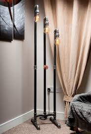 industrial pipe lighting. Steampunk Pipe Inspired Floor Lamp For Perfect Lighting Of Living Dining Bedroom   Lampes Pinterest Lamp, Pipes And Industrial I