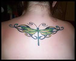 Tetování Vážka Význam