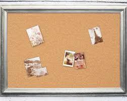Modern Memo Board Modern cork board Etsy 73