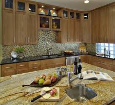 yellow river granite countertops a unique feature in your place