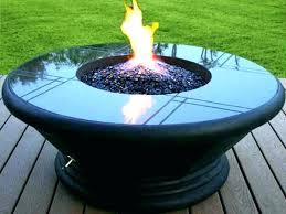 outdoor gas fire pit bowls propane fire pit home depot global