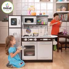 Retro Play Kitchen Set Kitchens Accessories Costco Uk