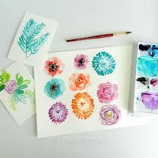 how to watercolor flowers best 25 watercolor flowers tutorial ideas on paintings of flowers