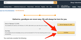 To Business Amazon Prime Quit Insider - Cancel Subscription How