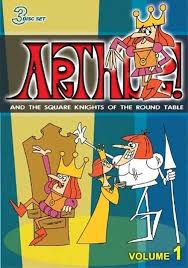 arthur and the square knights of the round table arthur and the square knights of