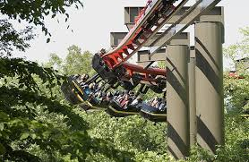 bush garden williamsburg. The Big Bad Wolf Opened In 1984 As World\u0027s First Suspended Roller Coaster. (Busch Gardens Williamsburg) Bush Garden Williamsburg