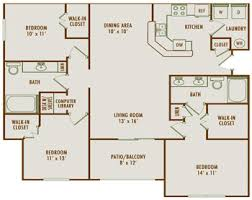 luxury two bedroom apartment floor plans. luxury apartments plan two bedroom apartment floor plans r