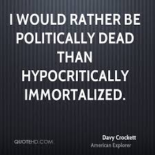 Davy Crockett Quotes Fascinating Davy Crockett Quotes QuoteHD