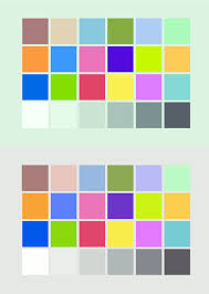 Colorchecker Chart As Rendered By Our Methodology Top
