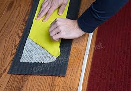 the original stair tread installation kit by stair secure 6 extra wide premium double sided tape