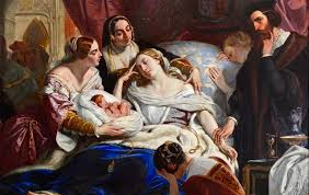 """The Death of Queen Jane"""": Pierce My Right Side Open and Save My Baby ~ The  Imaginative Conservative - Flipboard"""