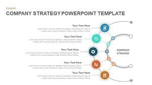 Strategy Presentation Company Strategy Powerpoint Template And Keynote Slide