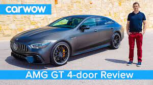 63 s 4matic plus 3982 cc, petrol, automatic, 8.85 kmpl. New Mercedes Amg Gt 4 Door Coupe 2019 Review See If It S Quicker Than An E63 S Over A 1 4 Mile Youtube