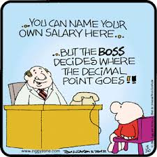 Image result for salary cartoon