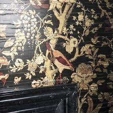 Silkbird Gold Behang Dedar