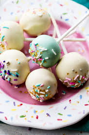 Homemade Cake Pops Sallys Baking Addiction