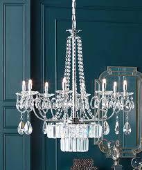 swarovski chandelier crystals a crystal chandelier hangs in a teal room swarovski crystal chandelier earrings swarovski chandelier crystal replacements