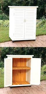 outdoor storage furniture patio cabinet cabinets serving station and