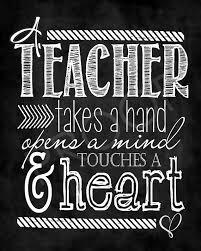 Chalkboard Art Quote For Teachers Chalkboard Style Etsy Store Inspiration Chalkboard Quotes