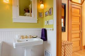 bathroom design ideas with wainscoting home decorating