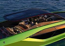 Tecnomar For Lamborghini 63 Yacht Design Yacht Super Cars