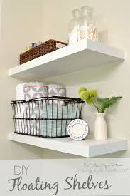Best Place To Buy Floating Shelves DIY Floating Shelvesa Great Storage Solution 95