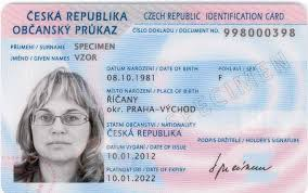 Make Your Own Identification Card National Identity Cards In The European Economic Area