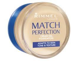 foundation makeupalley rimmel match perfection cream gel discontinued