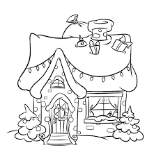 Cartoon Coloring Pages Cartoon House Coloring Pages Loud House
