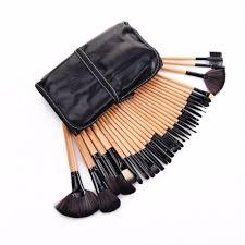 32 pieces professional makeup brushes