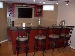Home Basement Bars Brilliant Easy Basement Bar Ideas With Basement Wet Bar Brilliant