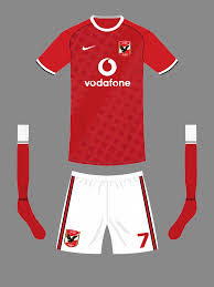 Al ahly have won a record 39 national titles, 36 national cups and 9 national super cups making al ahly the most decorated club in egypt. Al Ahly Sc Home Kit