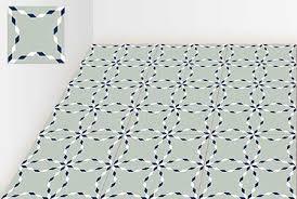 encaustic cement tiles retro vintage original or custom made with regard to floor tile prepare