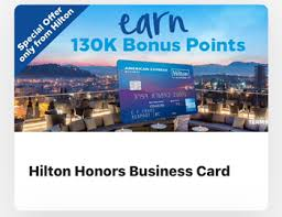 Improved Sign Up Bonuses For Some Hilton Honors Credit Cards Through